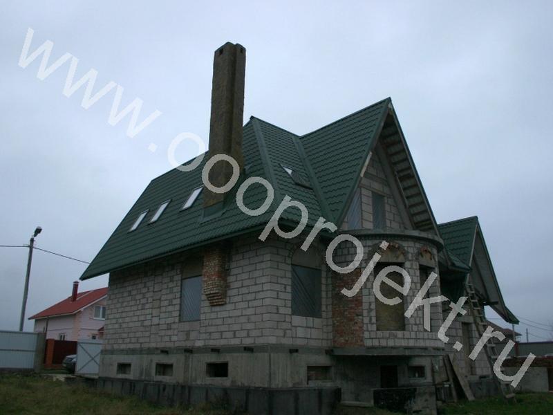 Услуги строительства домов