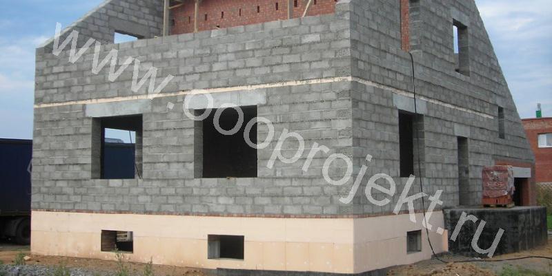 Строительство стен из керамзитобетона теплопередача бетона