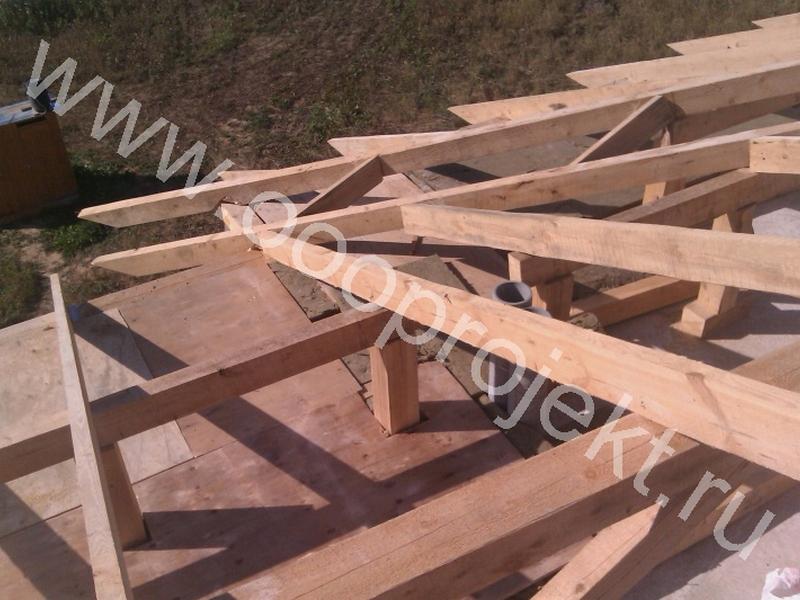 Как делать крышу из металлочерепицы?