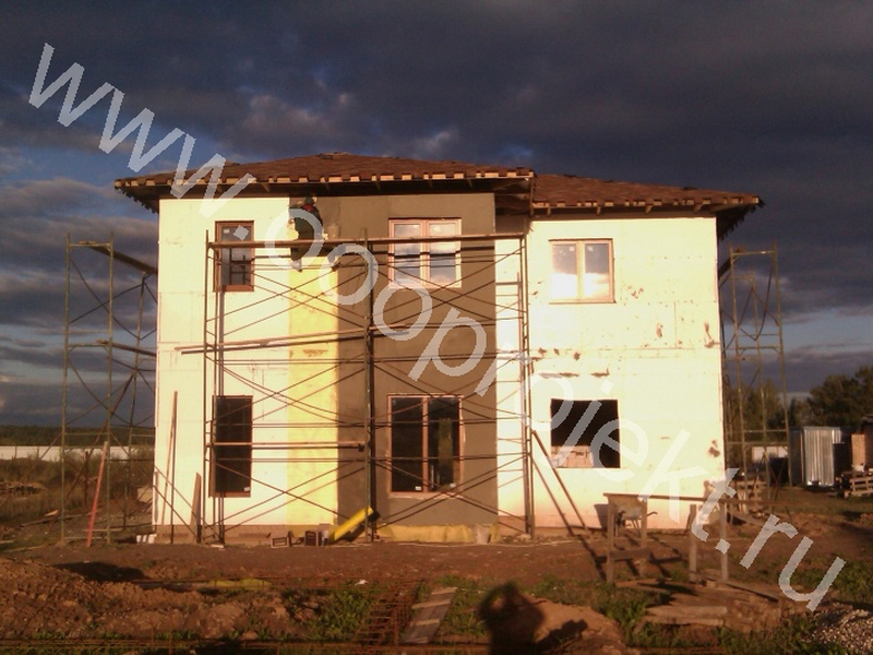 Способы строительства домов