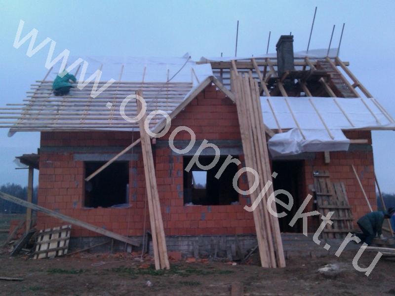Строительство и проекты коттеджей эконом-класса