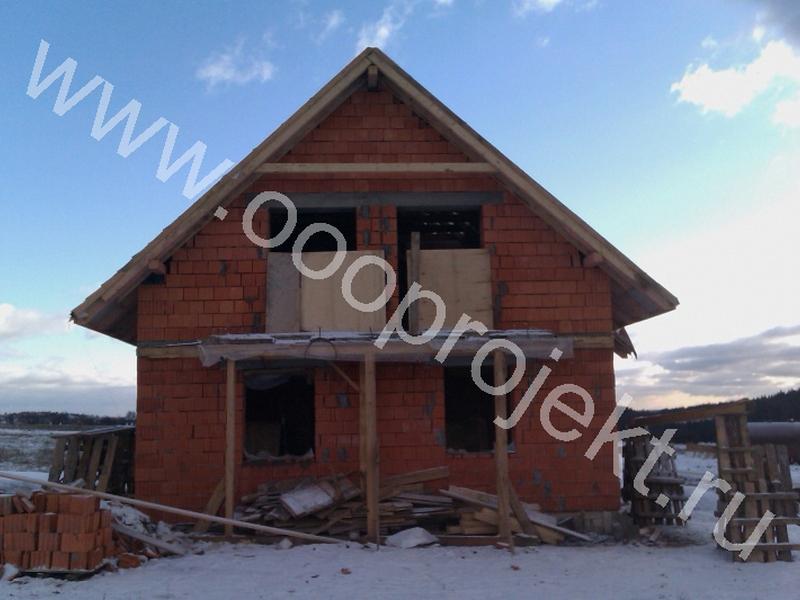 Строительство типовых домов