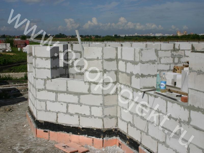 Строительство домов из пеноблоков, смета