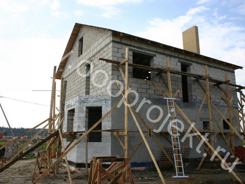 Строительство домов в Новой Москве