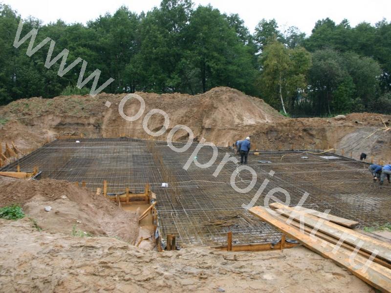 Строительство домов поэтапно