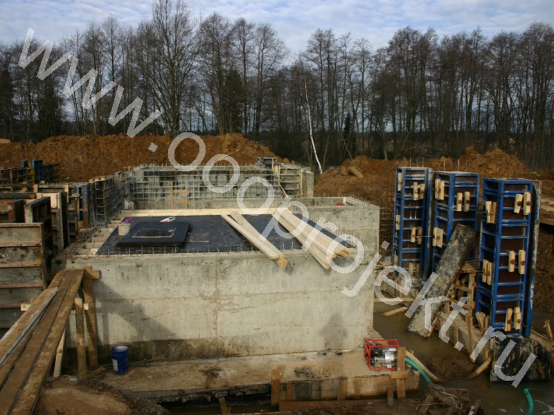 Строительство дома этапы работ