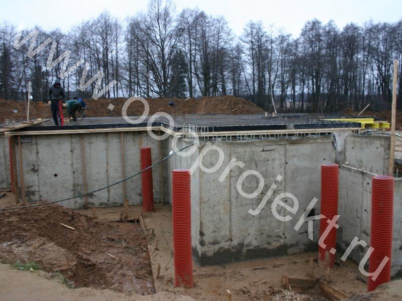 Строительство железобетонных домов