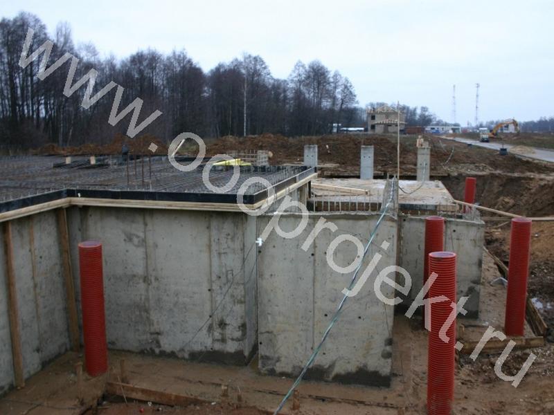 Строительство домов с подвалом