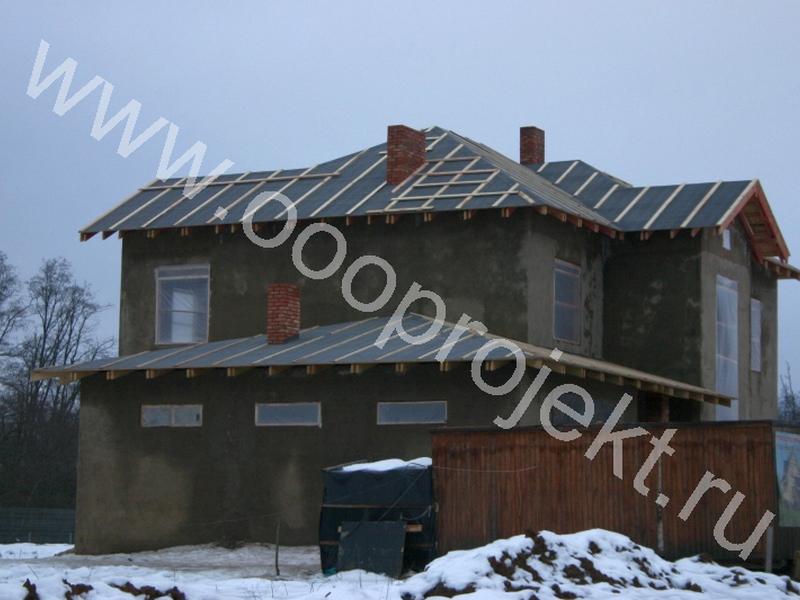 Строительство зимних домов для постоянного проживания