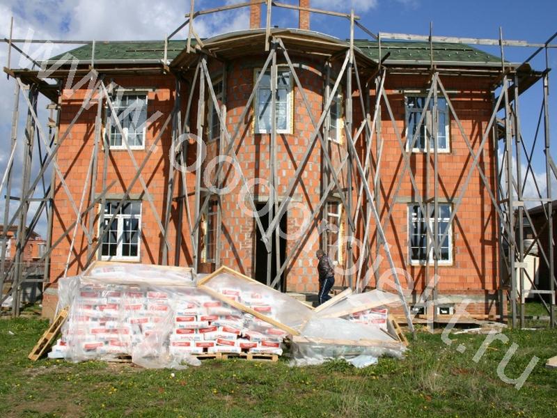 Строительство и ремонт коттеджей