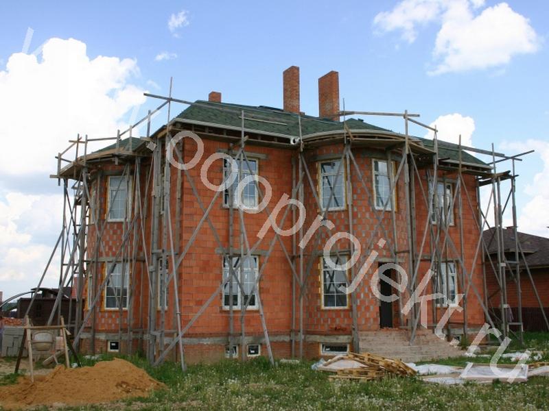 Строительство типовых коттеджей
