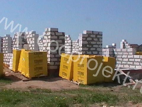 Строительство домов из YTONG