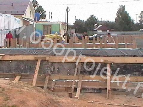 Строительство дома из пеноблоков, цена