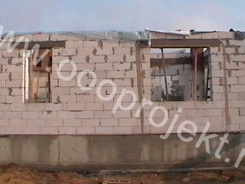 Строительство домов из шлакоблоков, цена в ООО Проект