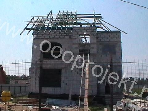Малоэтажное строительство коттеджей