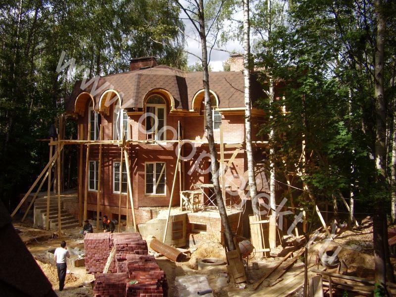 Строительство домов из поризованных блоков