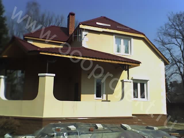 Строительство домов в Щелково