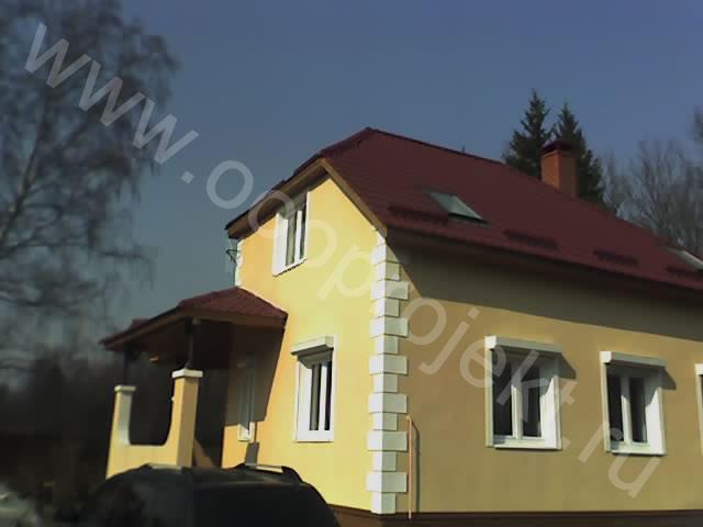 Строительство мансардных домов