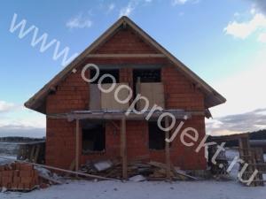Строительство коттеджей в Москве и области